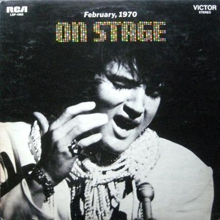 #<Artist:0x00007f7e1f77d680> - On Stage - February, 1970