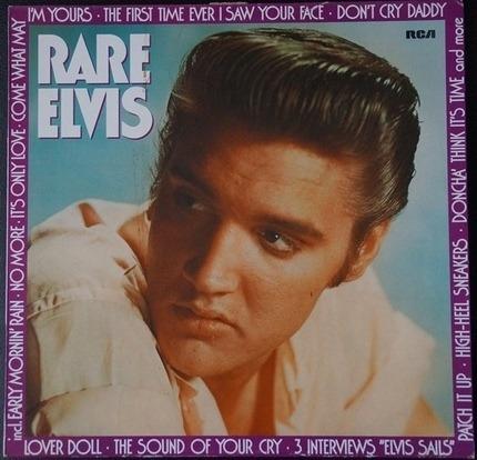 #<Artist:0x00007f7dedbe7450> - Rare Elvis