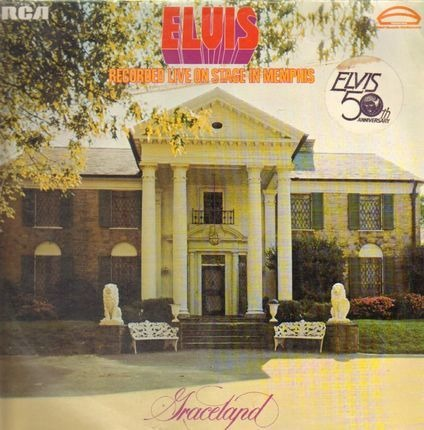 #<Artist:0x00007f2a5724cc90> - Recorded Live On Stage in Memphis - GRACELAND