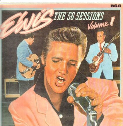 #<Artist:0x00007fefd2c595a8> - The '56 Sessions Volume 1
