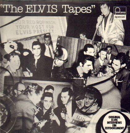 #<Artist:0x00007f7e1f9b23b0> - The Elvis Tapes