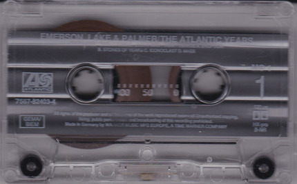 #<Artist:0x00007f920a4ece30> - The Atlantic Years