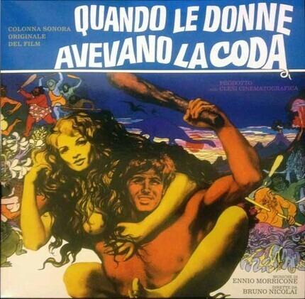 #<Artist:0x00007fadba5094b0> - Quando Le Donne Avevano La Coda (Colonna Sonora Originale Del Film)