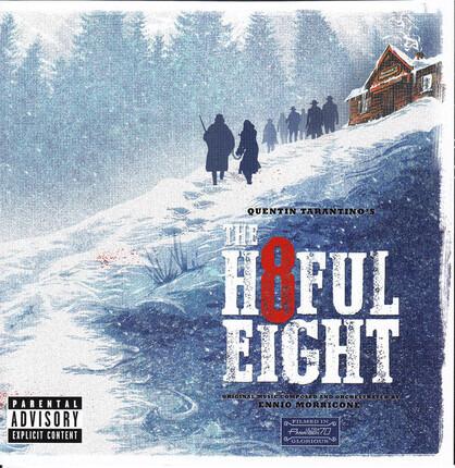 #<Artist:0x00007f0871c19a28> - Quentin Tarantino's The H8ful Eight