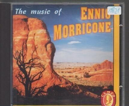 #<Artist:0x00007f73ecff3ba8> - The Music of Ennio Morricone