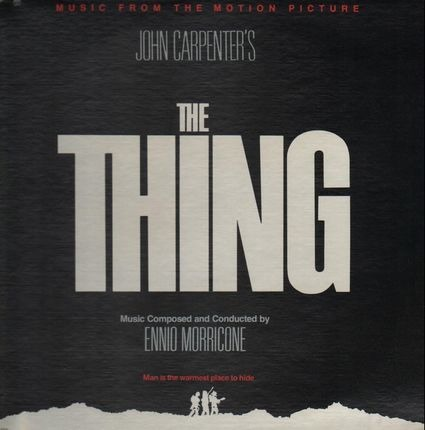 #<Artist:0x00007fea917cc5d0> - The Thing (Music From The Motion Picture)