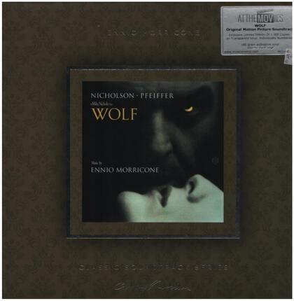 #<Artist:0x00007f4cbf441e80> - Wolf (ost) (ltd.Transparent Vinyl)