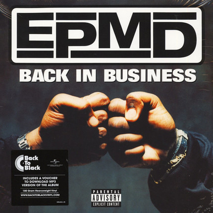 #<Artist:0x00007fce29deb3c8> - Back In Business (2lp)