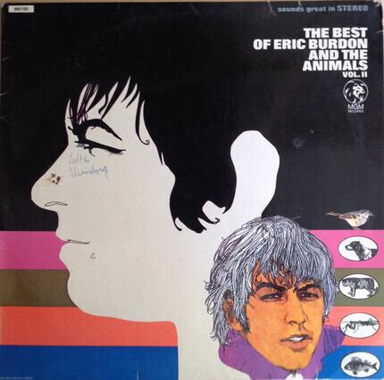 #<Artist:0x00007feb29730458> - The Best Of Eric Burdon And The Animals - Vol. II
