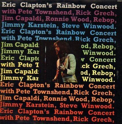 #<Artist:0x00007f60e2724d78> - Eric Clapton's Rainbow Concert