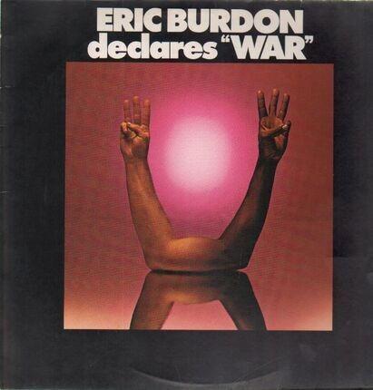 #<Artist:0x00007f3948214b88> - Eric Burdon Declares 'War'