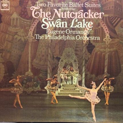 #<Artist:0x00007f73ef2d40f0> - Swan Lake / The Nutcracker