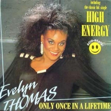 #<Artist:0x00007f00650811c0> - High Energy