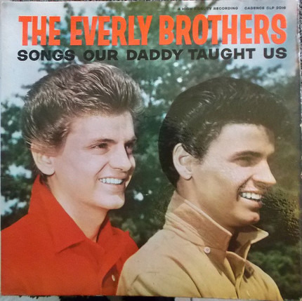 #<Artist:0x00007f412d2a9098> - Songs Our Daddy Taught Us
