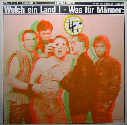 #<Artist:0x000000000463ec88> - Welch Ein Land! - Was Für Männer (Club Edition)