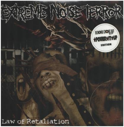 #<Artist:0x00007f28ddb1b0b8> - Law of Retaliation