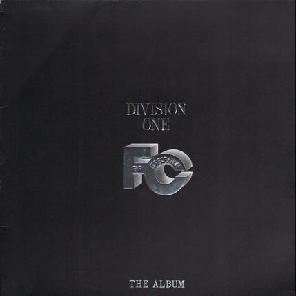 #<Artist:0x00007ff8efd5d3c0> - Division One - The Album