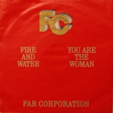 #<Artist:0x00007f3dbdc9ca28> - Fire And Water / You Are The Woman
