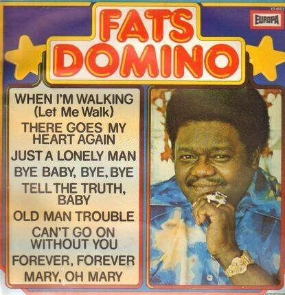 #<Artist:0x00000000074eb090> - Fats Domino