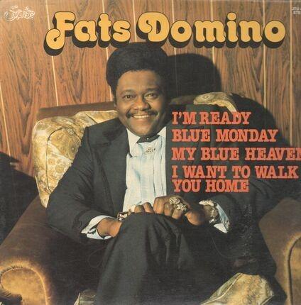#<Artist:0x00007f85e57ac700> - Fats Domino