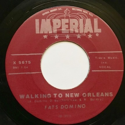 #<Artist:0x0000000008404cc0> - Walking to New Orleans