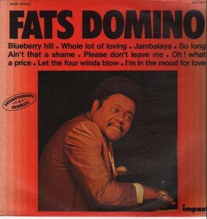 #<Artist:0x00007fbd19a54370> - Fats Domino