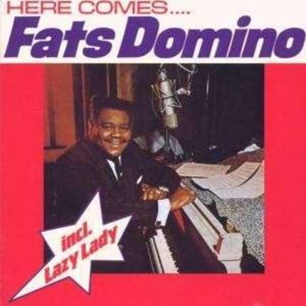 #<Artist:0x00007fa93f13b088> - Here Comes Fats Domino