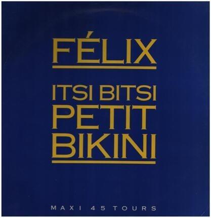 #<Artist:0x00007f60e3a4b0c8> - Itsi Bitsi Petit Bikini