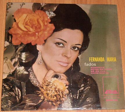 #<Artist:0x00007f1a1a7b2178> - Fernanda Maria