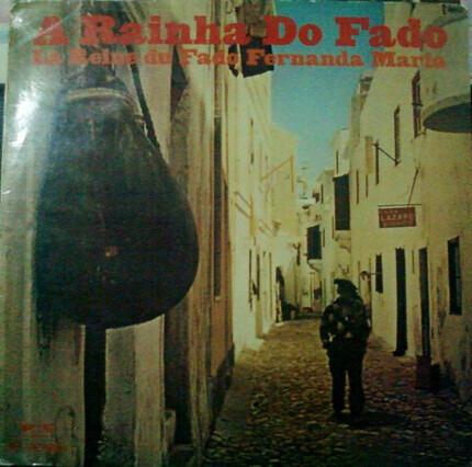 #<Artist:0x00007f44a57947d0> - La Reine Du Fado ( A Rainha Do Fado)