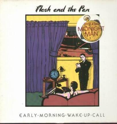 #<Artist:0x00007f9a8cbe7e80> - Early Morning Wake Up Call