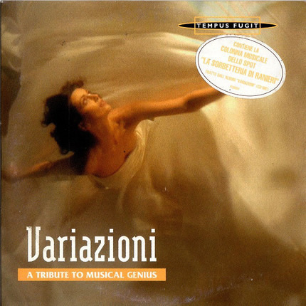 #<Artist:0x00007f4b6f6aeb10> - Variazioni (A Tribute To Musical Genius)