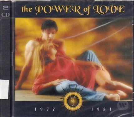 #<Artist:0x00007f0441d24668> - The Power Of Love: 1977 - 1981