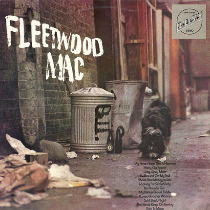 #<Artist:0x00007fcec121a8f8> - Peter Green's Fleetwood Mac
