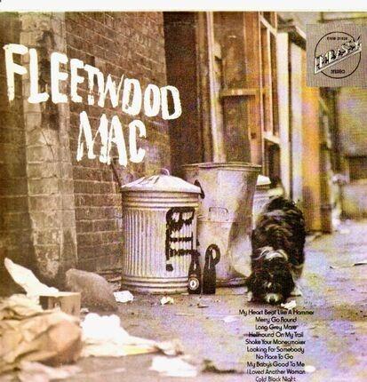 #<Artist:0x00007fce0dcab060> - Peter Green's Fleetwood Mac