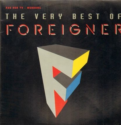 #<Artist:0x00007f412d4c5ae8> - The Very Best Of Foreigner