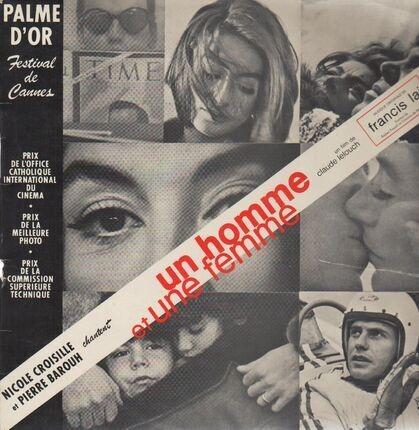 #<Artist:0x00007fe456874e38> - Un Homme Et Une Femme (Bande Originale Du Film)