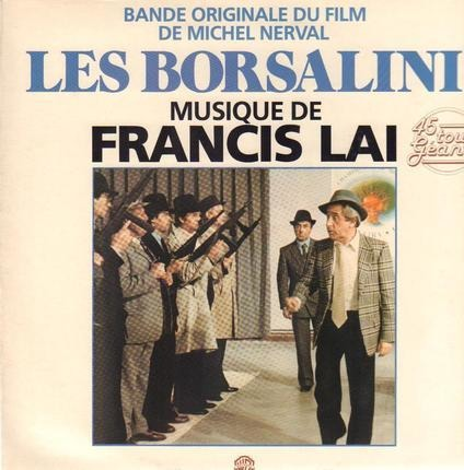 #<Artist:0x00007f7178ce2250> - (Bande Originale Du Film) Les Borsalini
