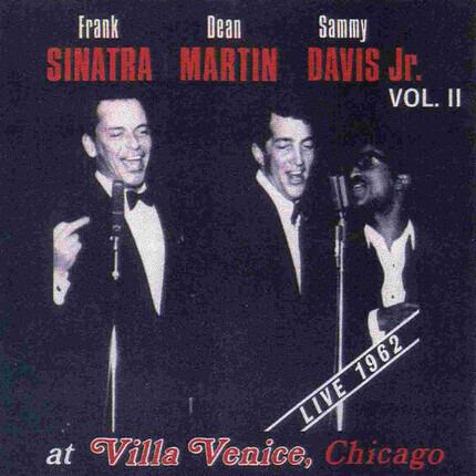 #<Artist:0x00007fc02a37e320> - At Villa Venice, Chicago, Live 1962, Vol. 2