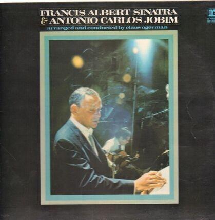 #<Artist:0x00007f27eabcae08> - Francis Albert Sinatra & Antonio Carlos Jobim