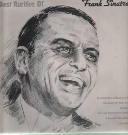 #<Artist:0x00007f410769e110> - Best Rarities of Frank Sinatra