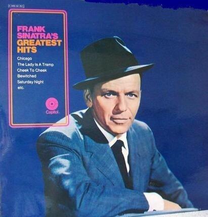 #<Artist:0x00007f7b7b210ba8> - Frank Sinatra's Greatest Hits