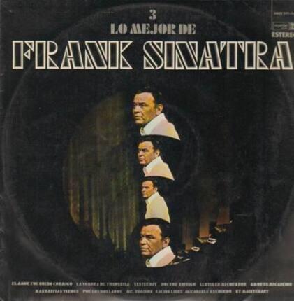 #<Artist:0x00007f4a8d227660> - Lo Mejor De Frank Sinatra Vol. 3