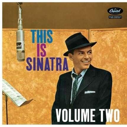 #<Artist:0x00007fd0e24d8ec8> - This Is Sinatra Volume Two (lp)