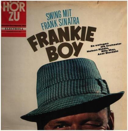 #<Artist:0x00007f537b7f08c0> - Frankie Boy- Swing mit Frank Sinatra