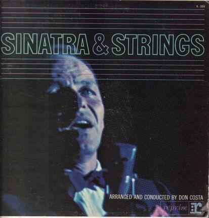 #<Artist:0x00007f91da9a99d0> - Sinatra & Strings