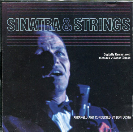 #<Artist:0x00007f2f314420c0> - Sinatra & Strings