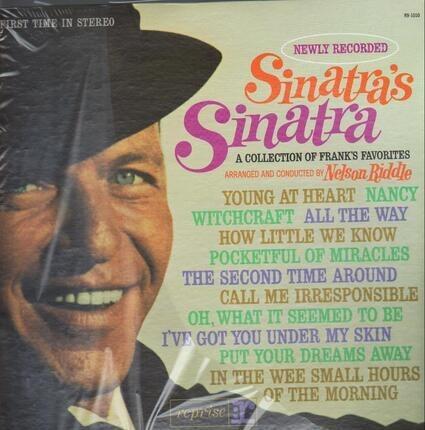#<Artist:0x00007f412d924c10> - Sinatra's Sinatra