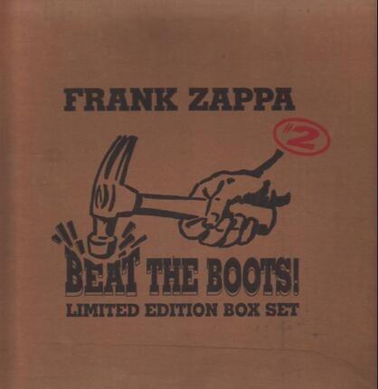 #<Artist:0x00007f740ede22e8> - Beat The Boots! #2