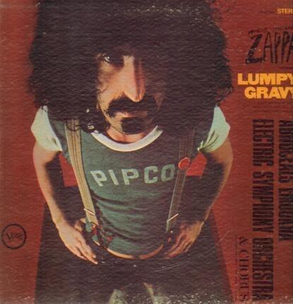 #<Artist:0x00007f73e9969448> - Lumpy Gravy